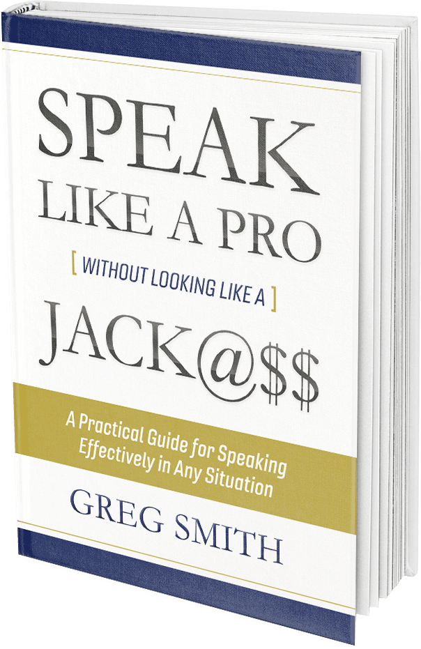 Speak Like A Pro Without Looking Like A Jack@SS